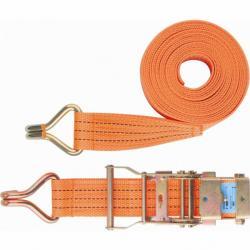 Ремень багажный Stels, с крюками и храповым механизмом, 0,05х6 м