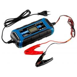 Зарядное устройство Зубр, 6 В, 12 В, 4 А, автомат, IP65, AGM, GEL, WET