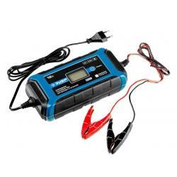 Зарядное устройство Зубр, 12 В, 8 А, автомат, IP65, AGM, GEL, WET