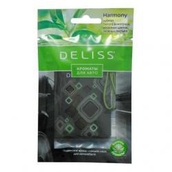 Подвесное ароматическое саше для автомобиля Deliss Harmony