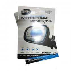 Наклейка на зеркало заднего вида Anti-Fog, 100x100 мм